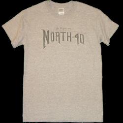 North 40 Ash Tee-  Life Begins at...