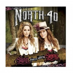 North 40 CD- Sing Your Own Song