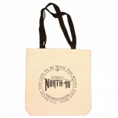 North 40 Canvas Tote Bag