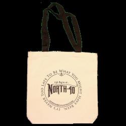 North 40 Canvas Tote Bag